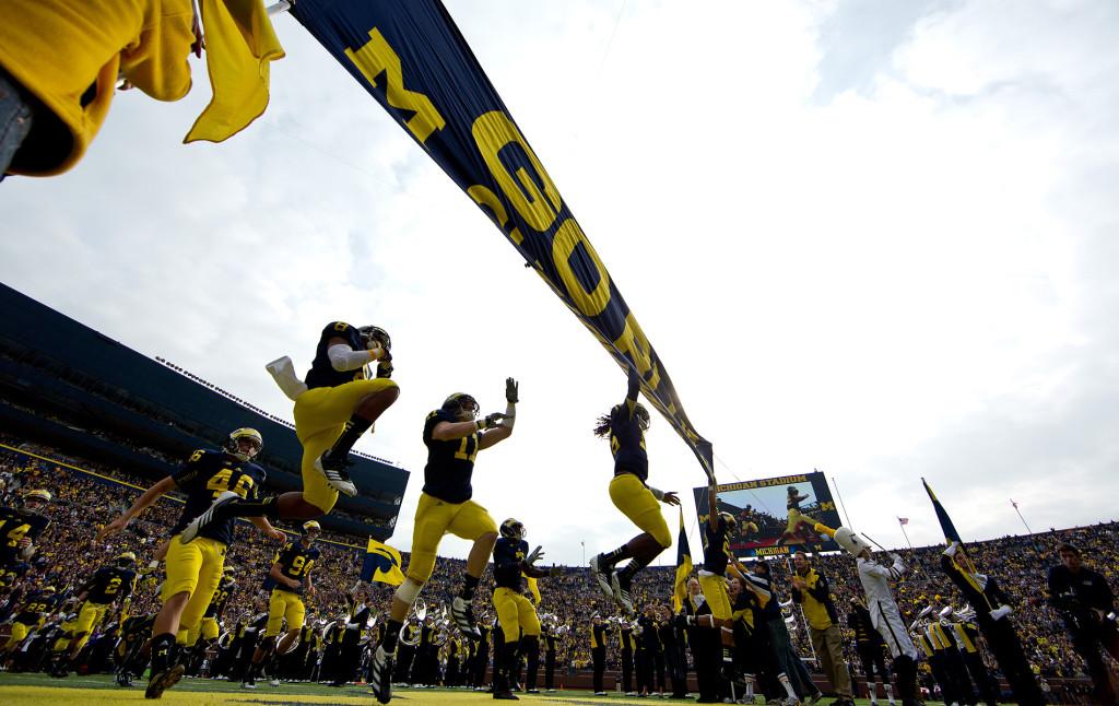 Michigan Wolverines Football Wallpaper Collect 4960 Wallpaper 1024x646