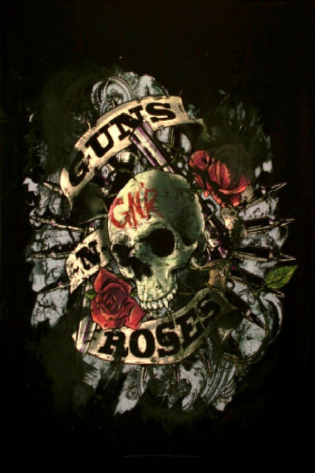 50 Guns N Roses Iphone Wallpaper On Wallpapersafari