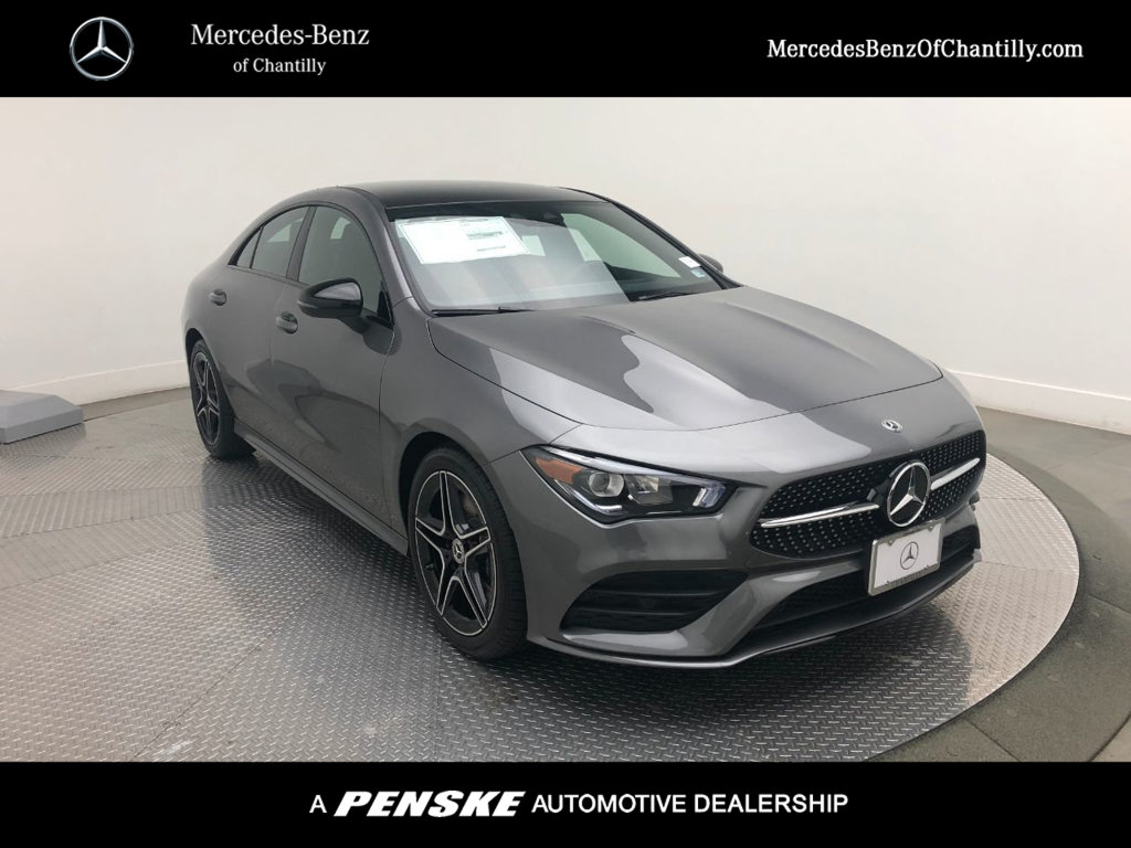 New 2020 Mercedes Benz CLA CLA 250 Coupe in Chantilly 7200255 1024x768