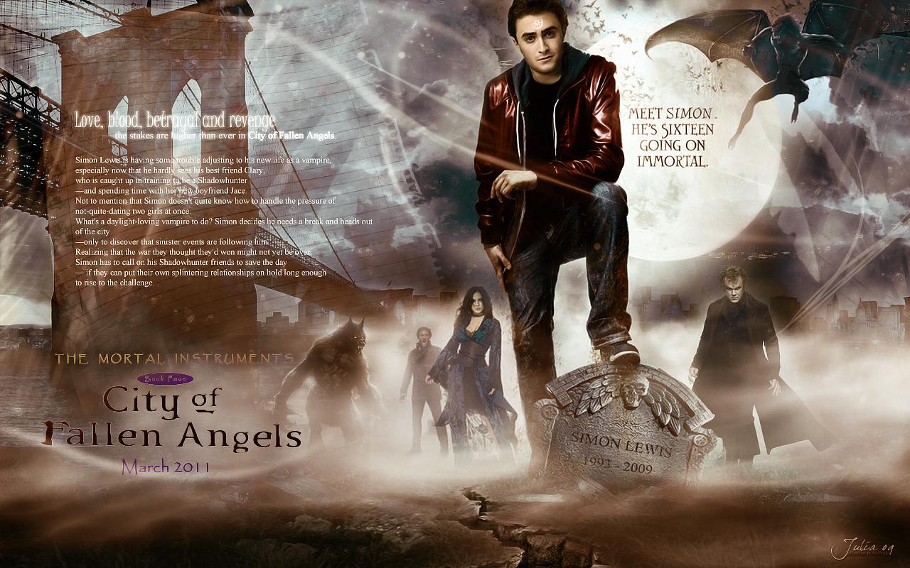 City of Fallen Angels   Mortal Instruments Wallpaper 7984990 1280x800