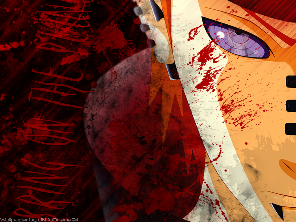 1024x768px Naruto Pain Wallpapers Wallpapersafari