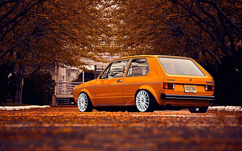 Golf Vw Wallpaper 1440x900 Golf Vw Golf Volkswagen Mk1 Golf 1440x900