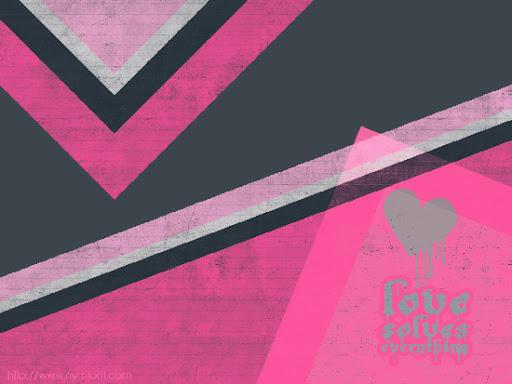 Pink Black Grunge Desktop Wallpaper Nymphont 512x384