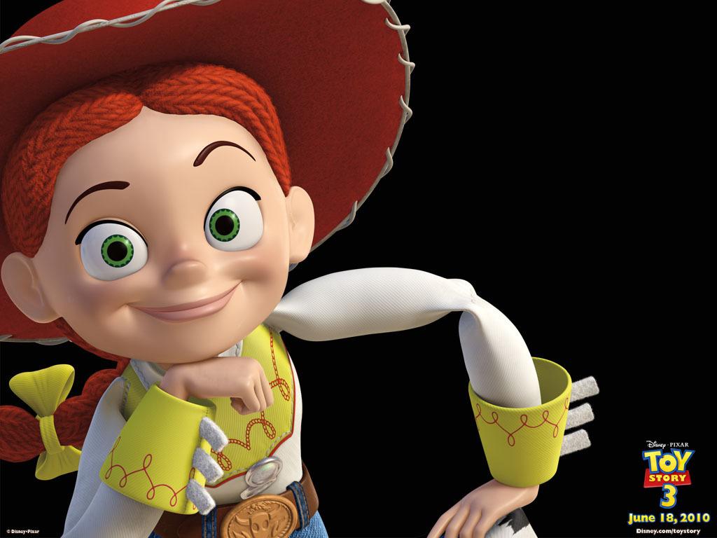 Jessie WP   Jessie Toy Story Wallpaper 11372600 1024x768