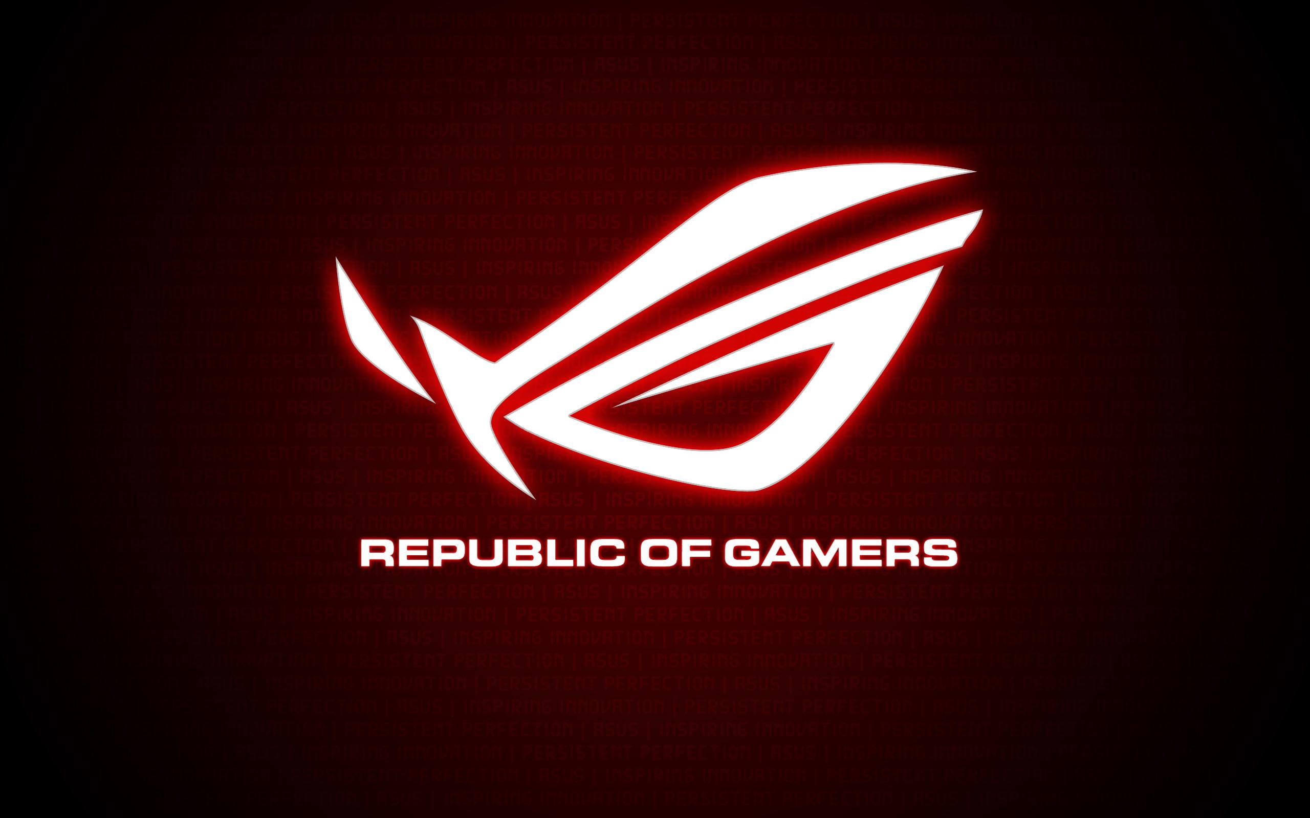 Alf img   Showing Republic of Gamers Screensaver 2560x1600