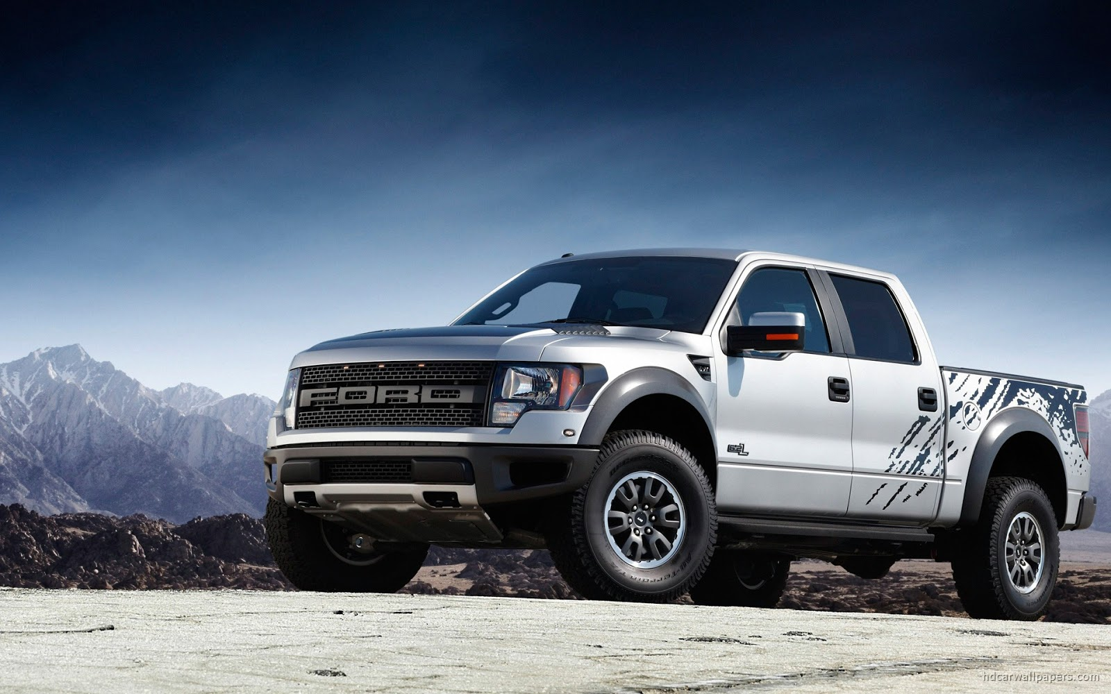 HD Wallpapers Desktop Wallpapers 1080p 2011 Ford F150 Raptor 1600x1000