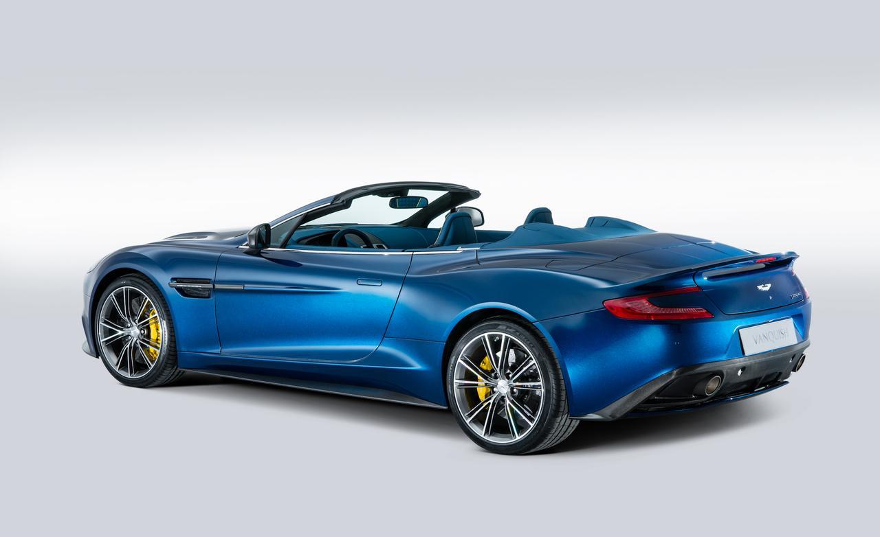 2014 Aston Martin Vanquish Volante 1280x782