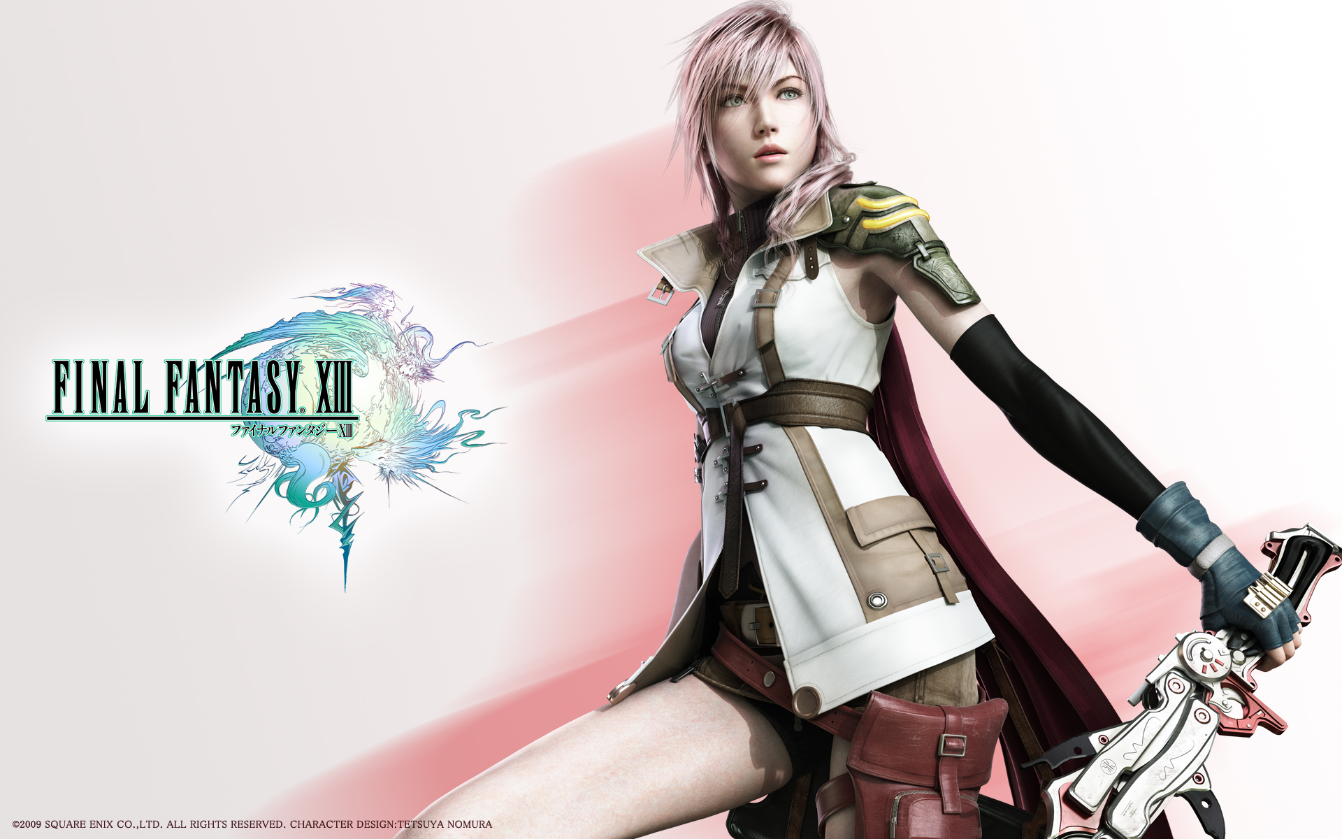 Final Fantasy XIII FFXIII FF13   Wallpapers 1920x1200
