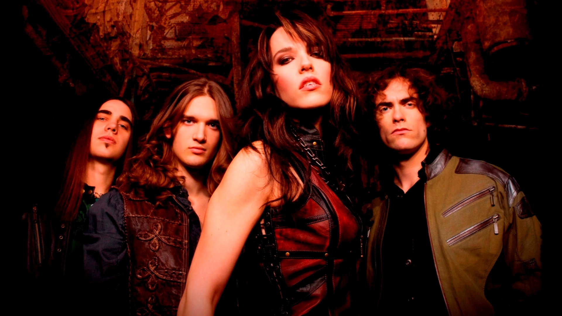 Halestorm backdrop wallpaper 1920x1080