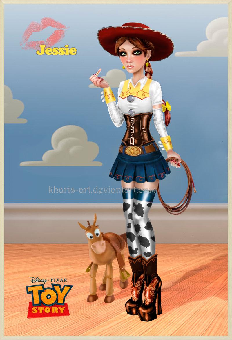 Jessie Toy Story Wallpaper Jessie   toy storyby kharis 800x1173