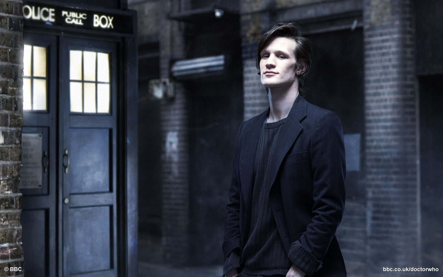 Matt Smith Wallpaper 1440x900 Matt Smith Eleventh Doctor Doctor 1440x900