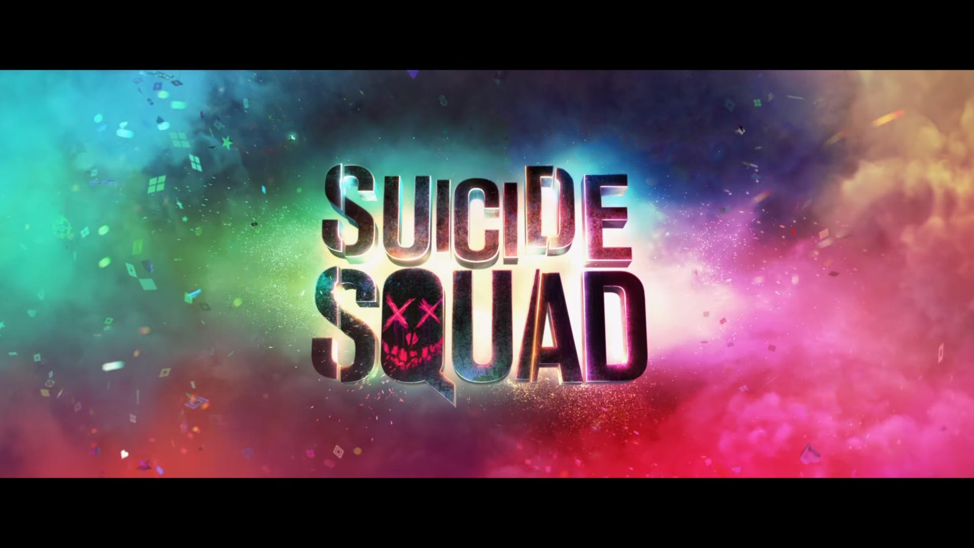 esquadro suicida DC comics cartaz filme   HD papel de parede 1920x1080