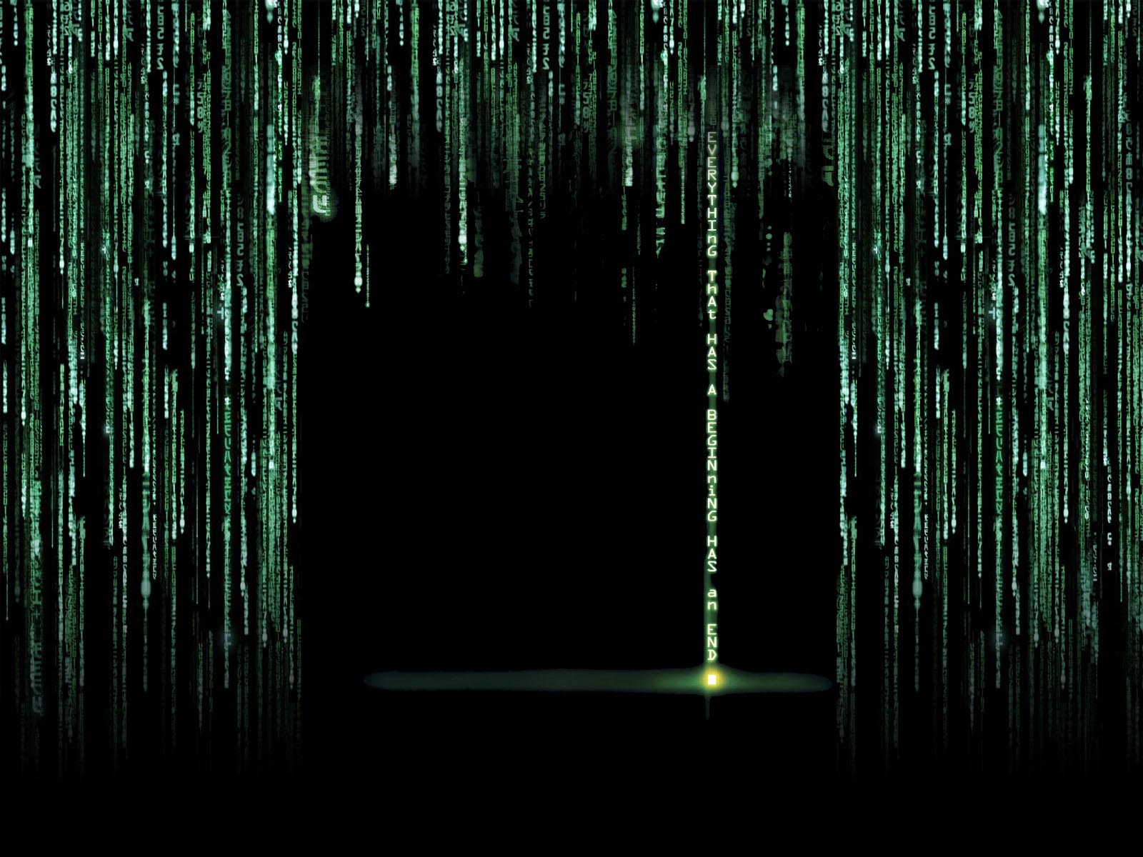 The matrix live wallpaper desktop wallpapersafari - Matrix wallpaper download free ...