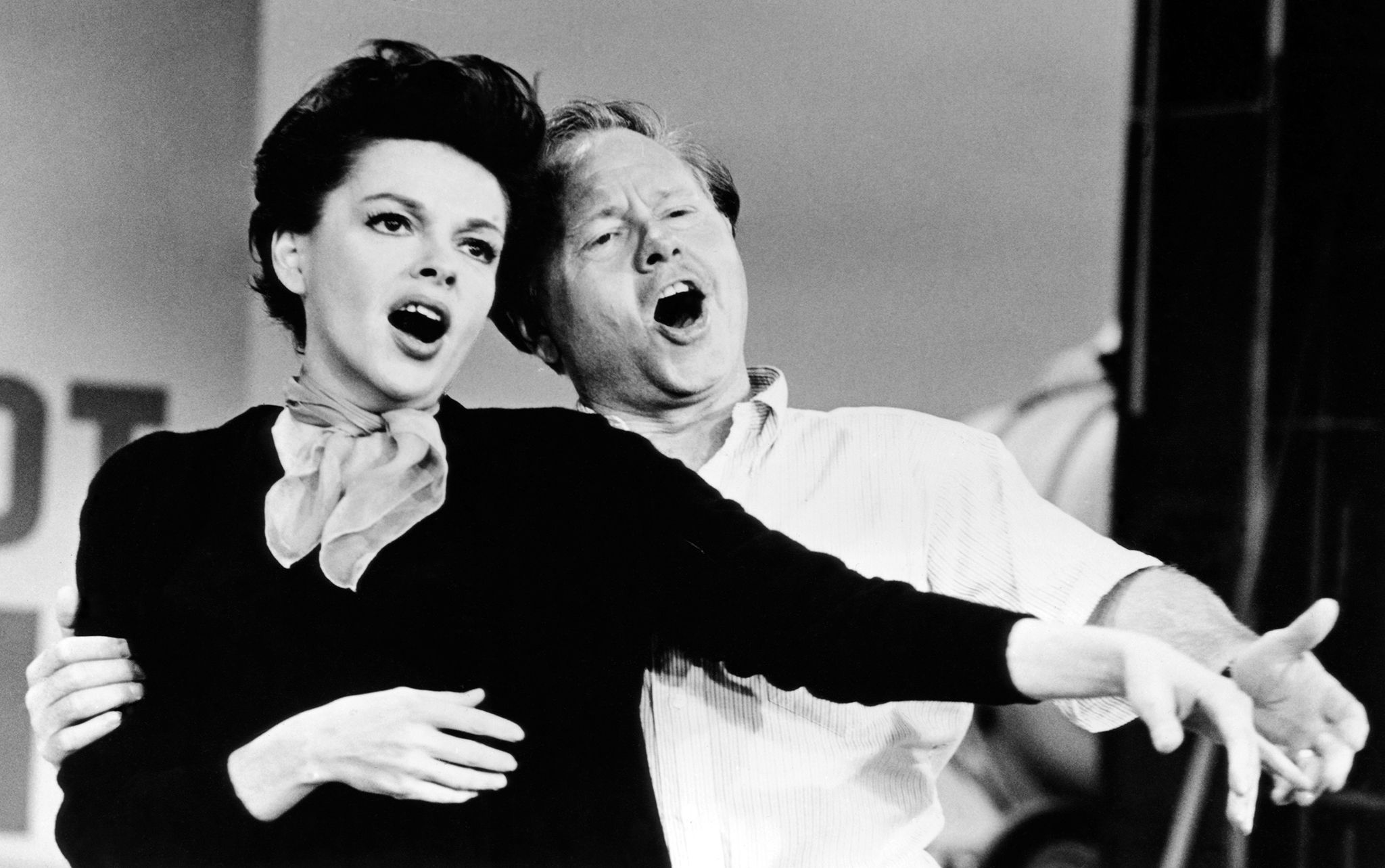 Judy Garland and Mickey Rooney wallpaper 2018 in Woman 2048x1283
