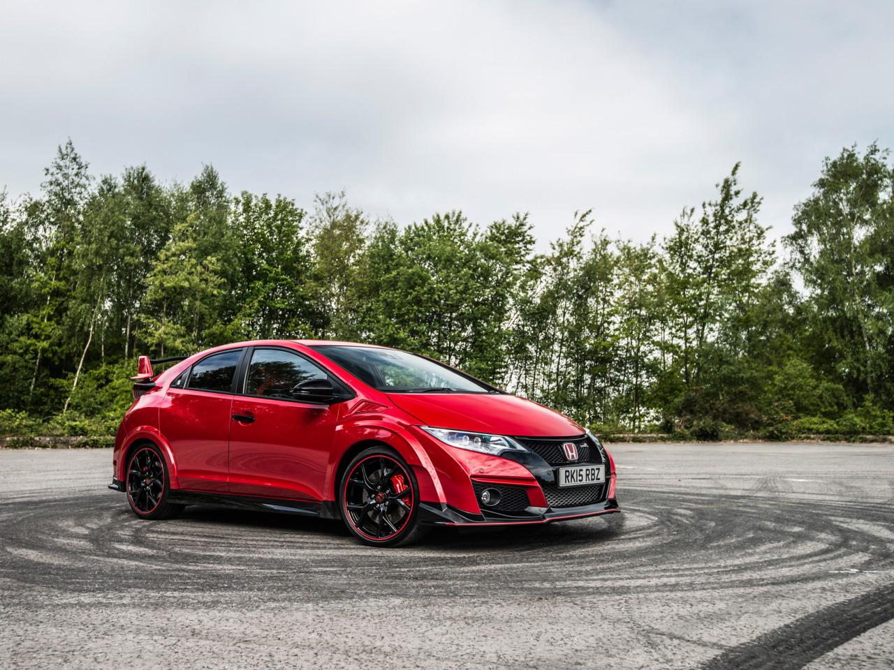 Civic Type R Red RHD HD Wallpaper 6249 1280x960