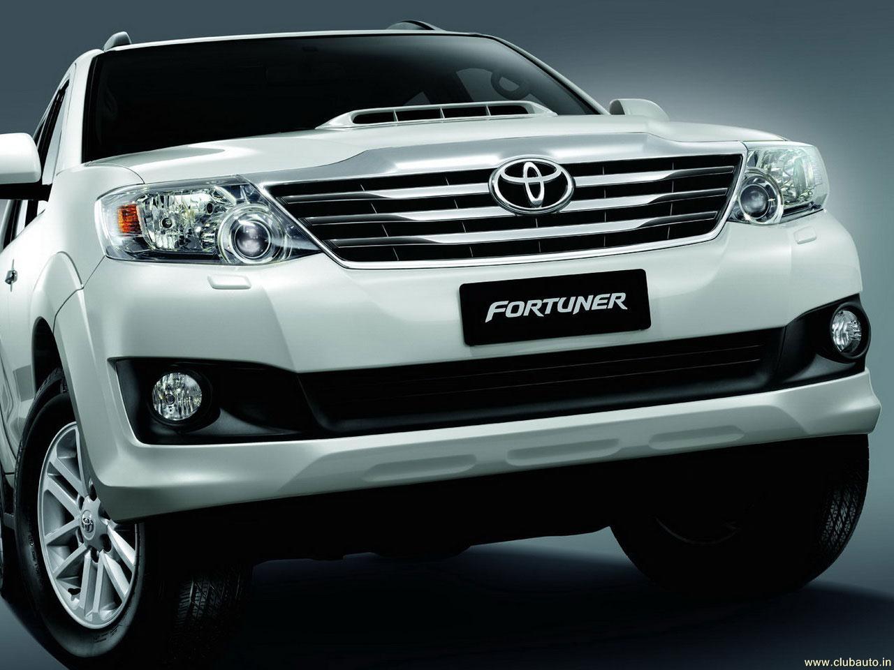 Toyota Fortuner Wallpapers 012 Mb WallpapersExpertcom 1280x960