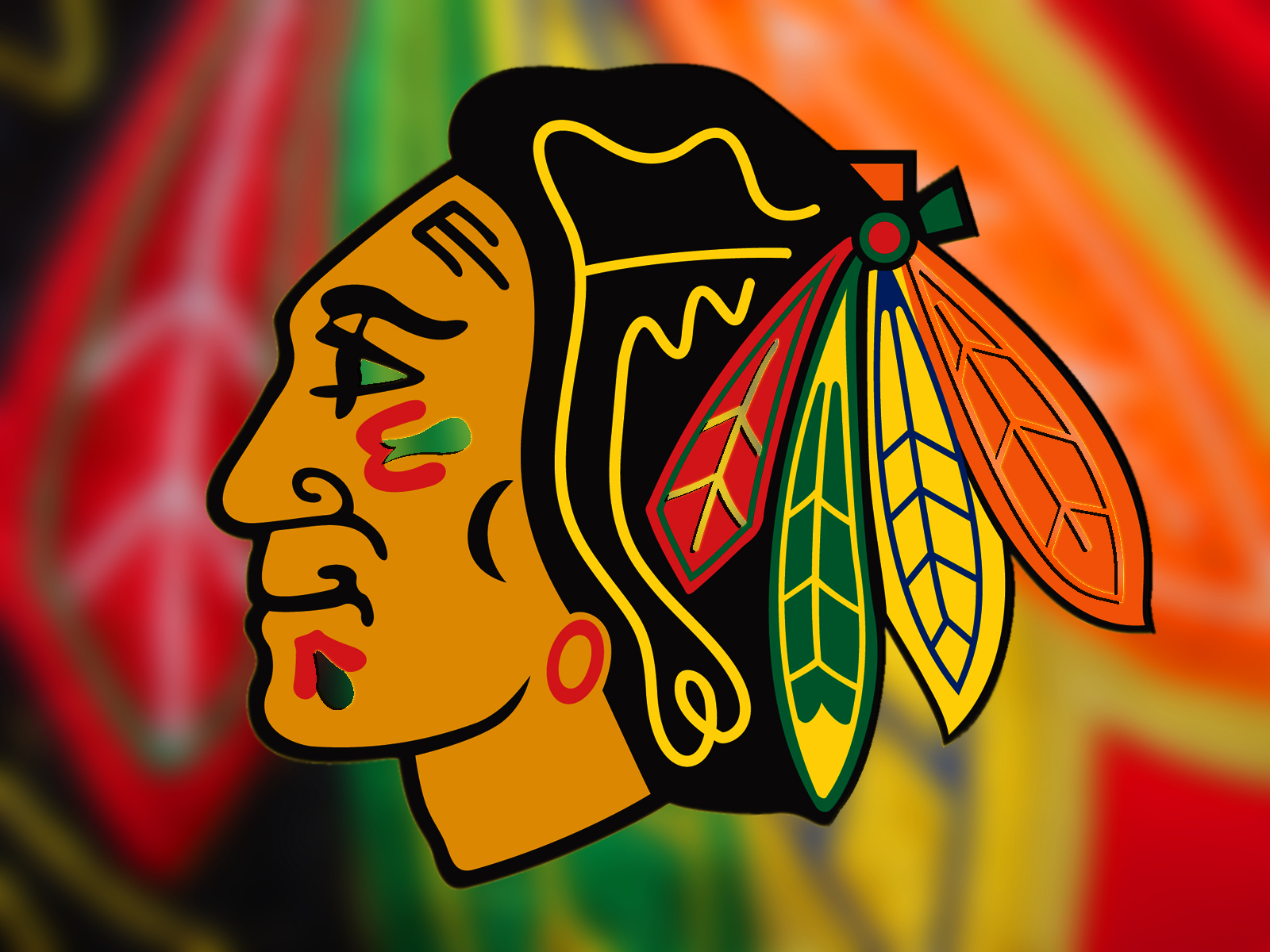 nhl team wallpaper share this awesome nhl hockey wallpaper on facebook 1600x1200