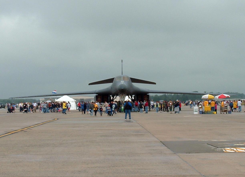 B1 Bomber 2 by Dracoart Stock 1224x886