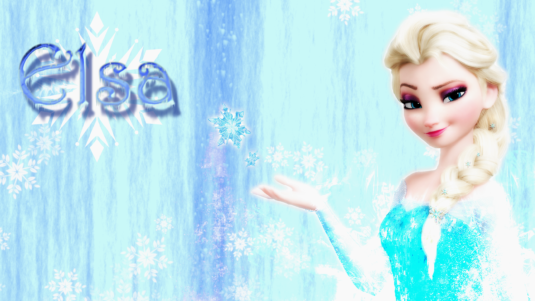 Gambar Wallpaper Elsa Frozen Gudang Wallpaper
