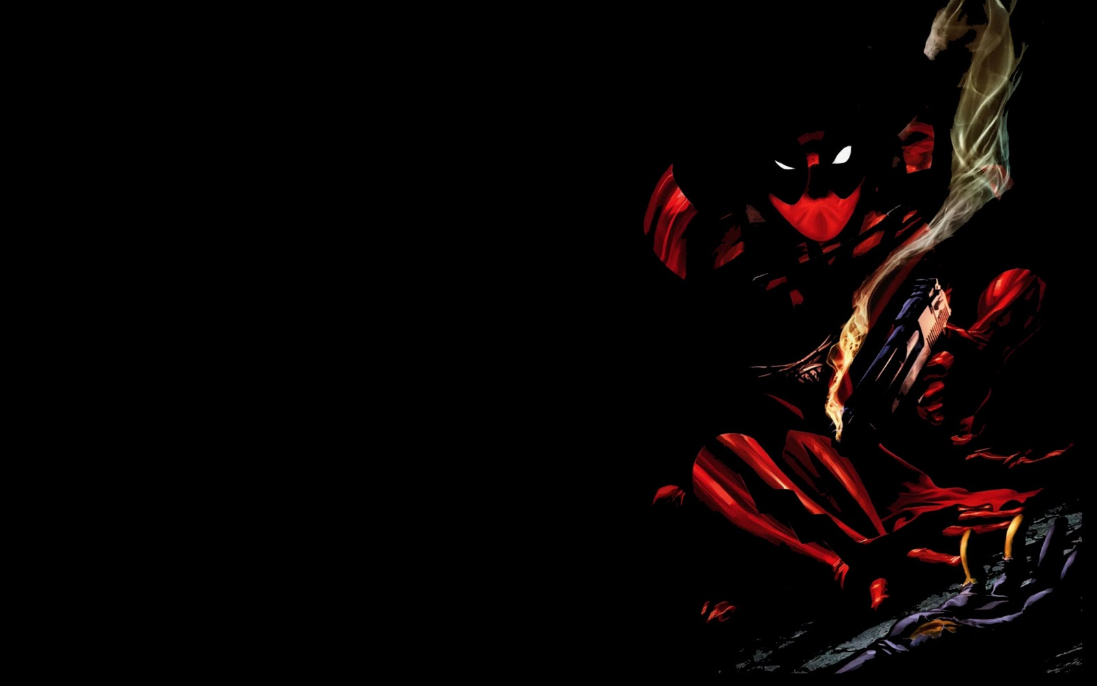 Wallpapers and other Cool Stuff 30th of December Deadpool 1600x1000