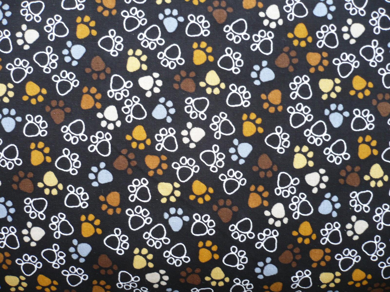 paw print bones wallpaper - photo #18