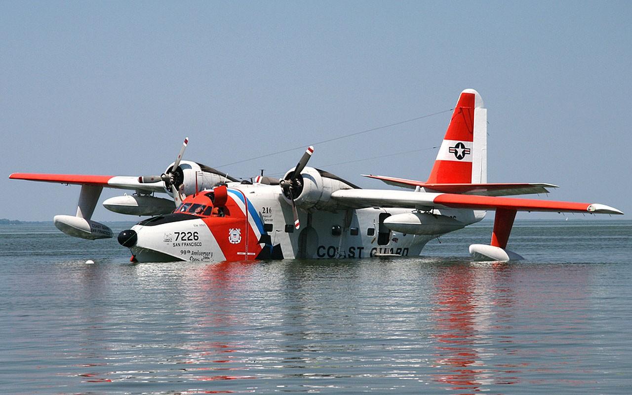 Free Download Airplanes Rescue Seaplane Grumman Albatross Us Coast