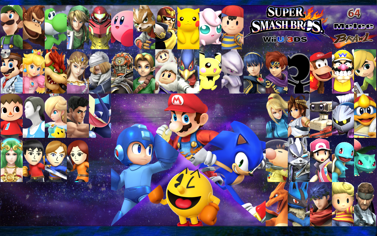 Free Download Super Smash Bros Brawl Wallpapers Apps Directories