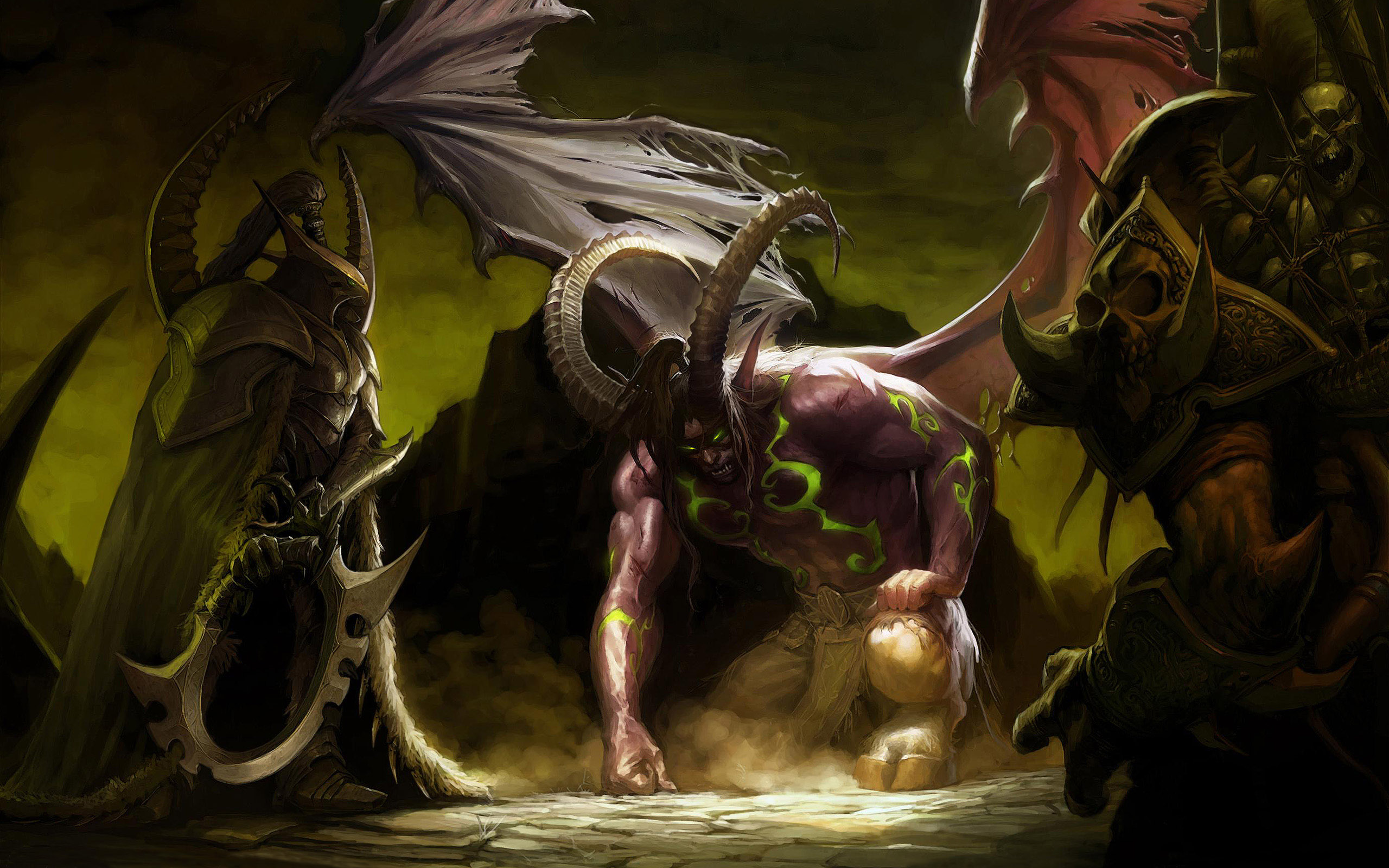 download World of Warcraft Background and PostersHope you like this 2560x1600