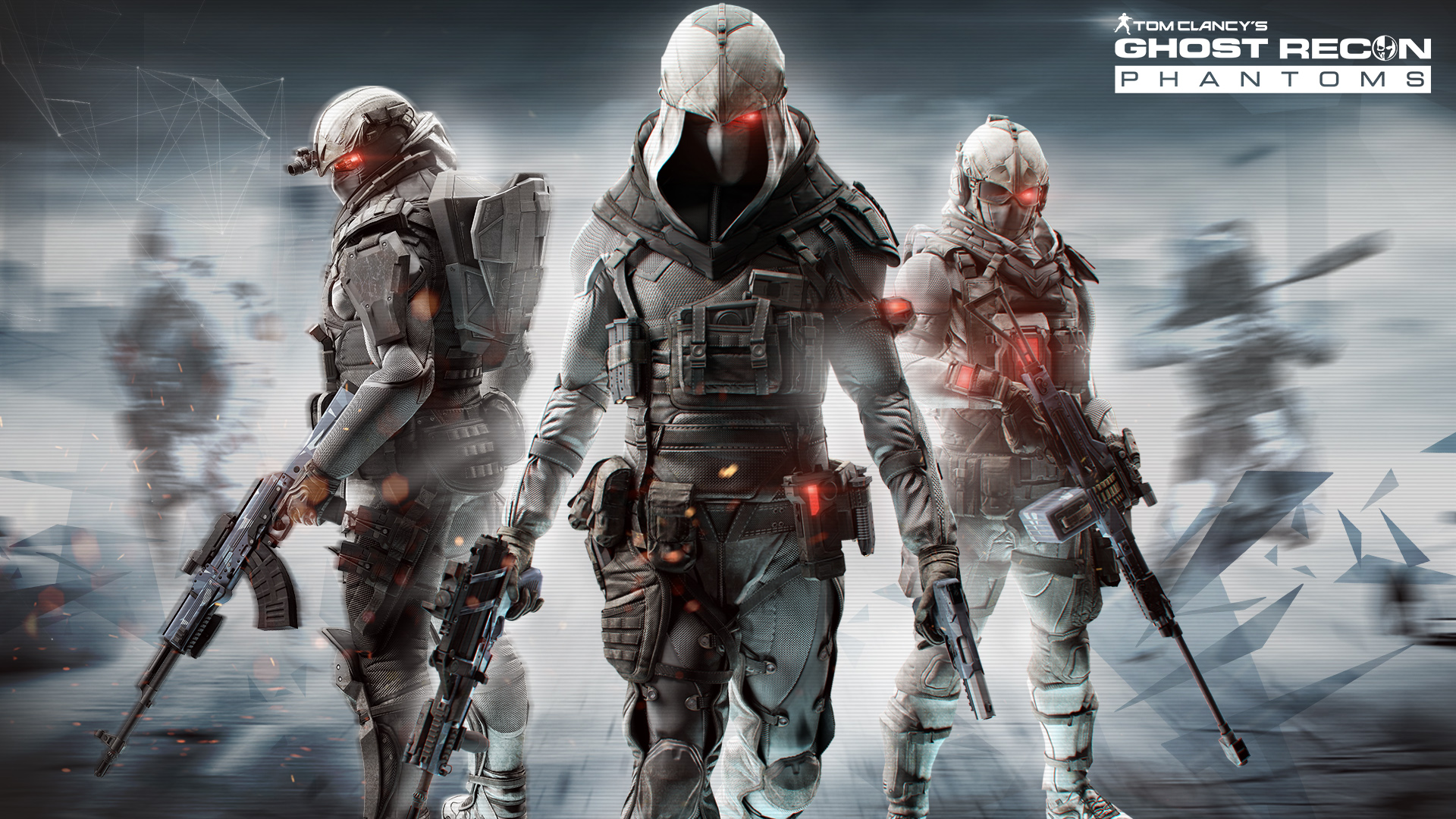 Tom Clancys Ghost Recon Phantoms Wallpapers HD Wallpapers 1920x1080