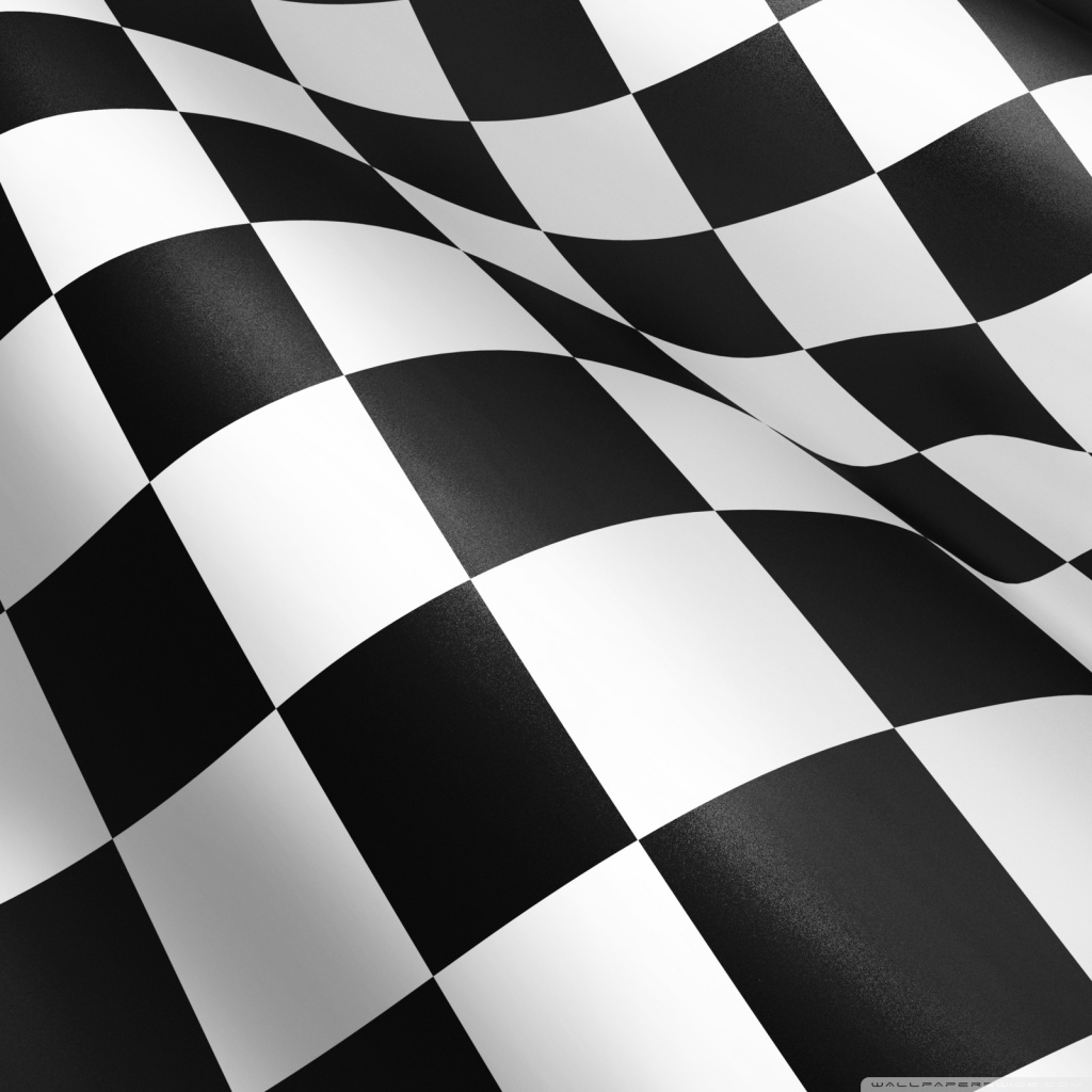 Racing Flag 4K HD Desktop Wallpaper for 4K Ultra HD TV Dual 1024x1024