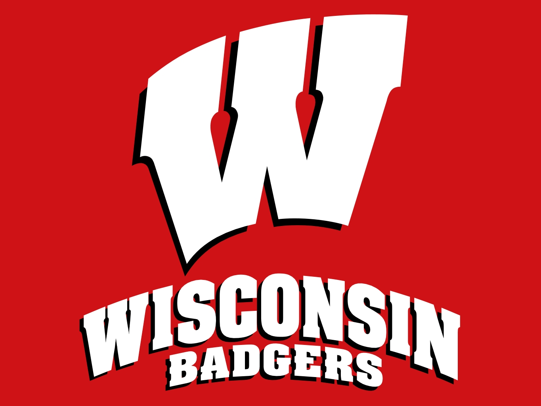 bucky badger basketball logo the
