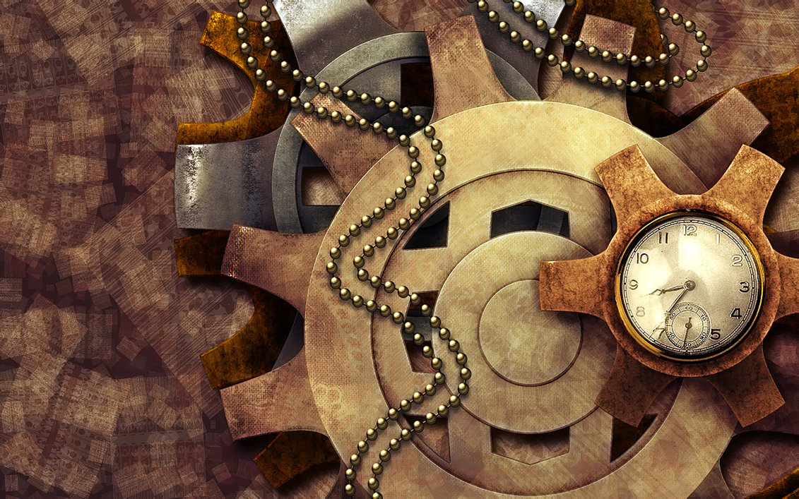 Steampunk Wallpaper 1131x707