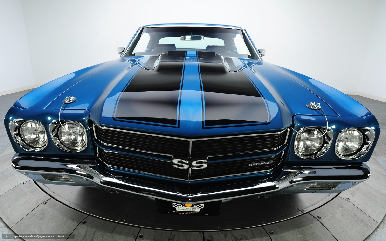 Download wallpaper Chevrolet shevil muscle car Chevrolet 1600x1000