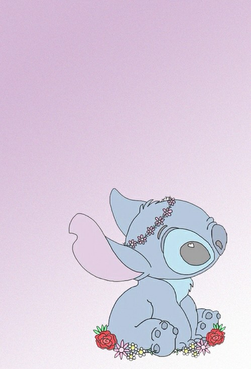 Free Download Lilo And Stitch Background Tumblr 499x734 For Your