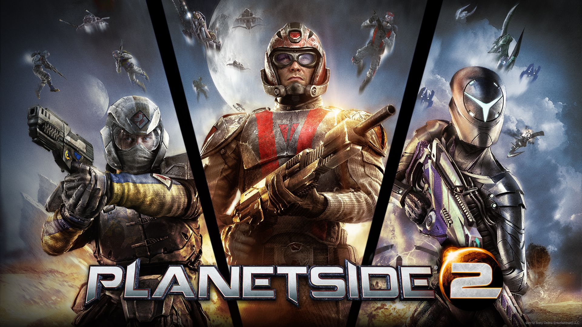 Planetside Wallpapers Wallpaper Picture Images Games 1920x1080