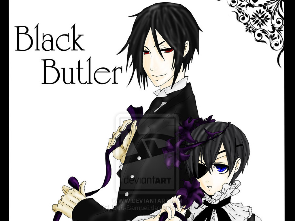 anime wallpaper black butler wallpapersafari