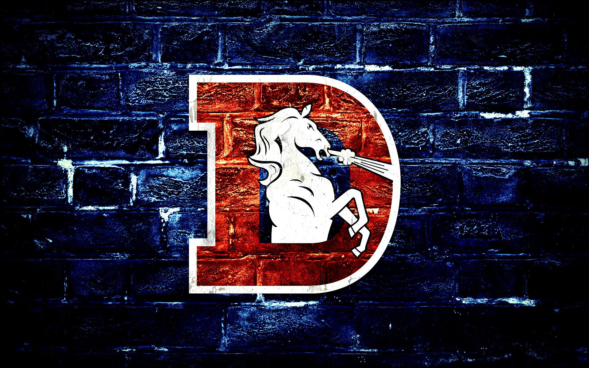 Deviantart More Like Denver Broncos Wallpaper By Inezo 1920x1200
