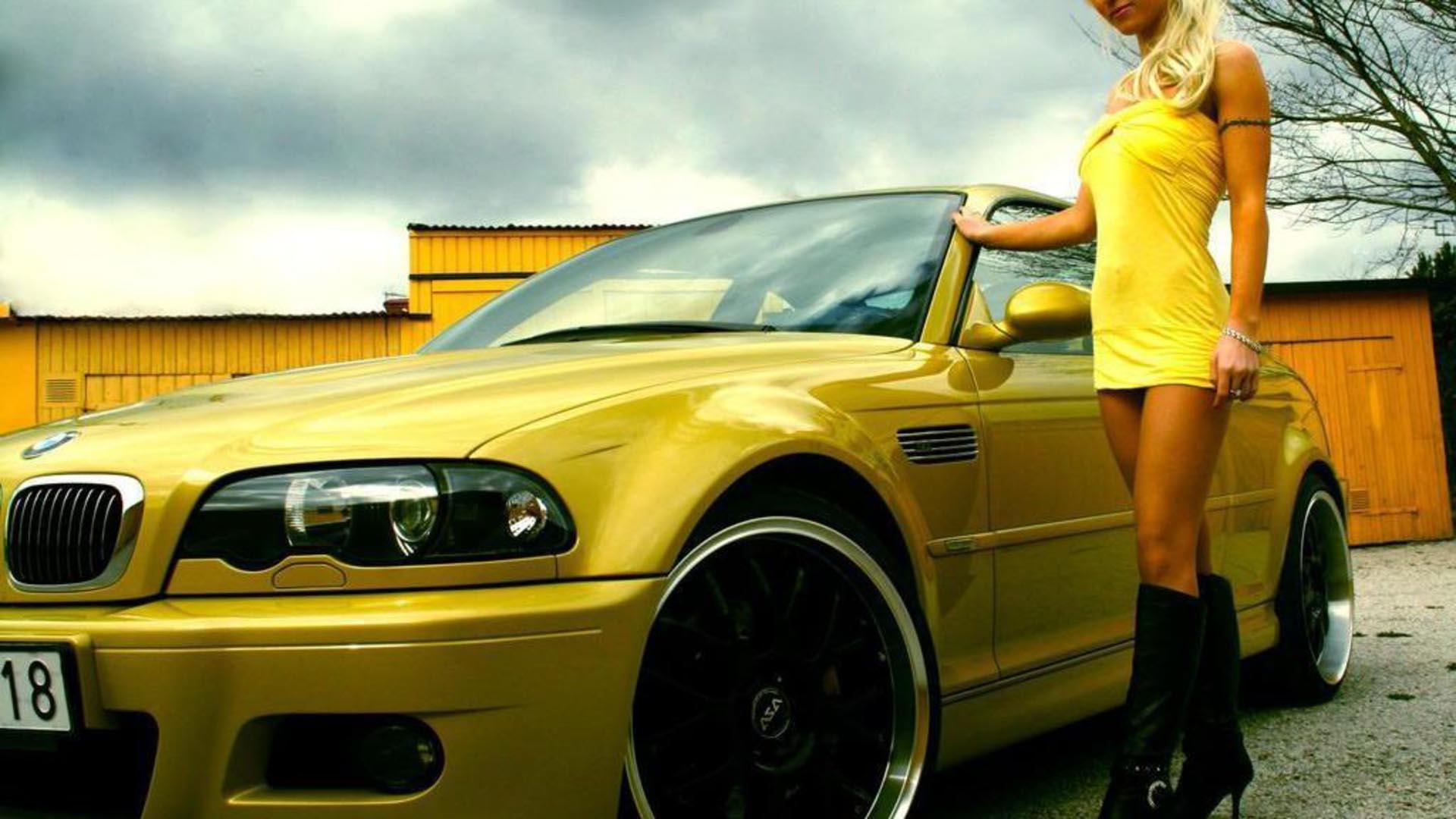 car with girl car with b e4104jpg 1920x1080