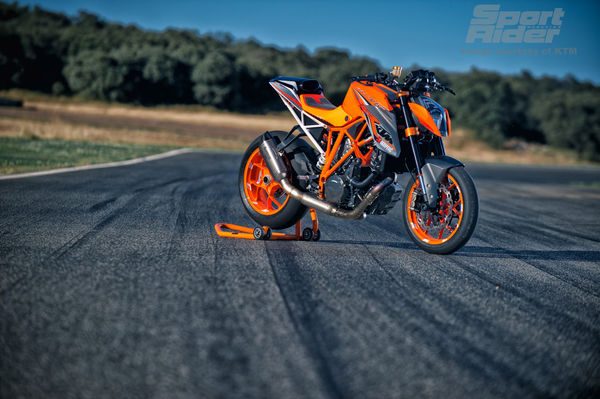 2014 KTM 1290 Super Duke R Wallpaper Sport Rider 600x399