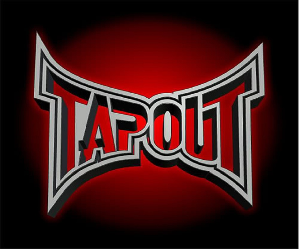tapout logo red mma - photo #7