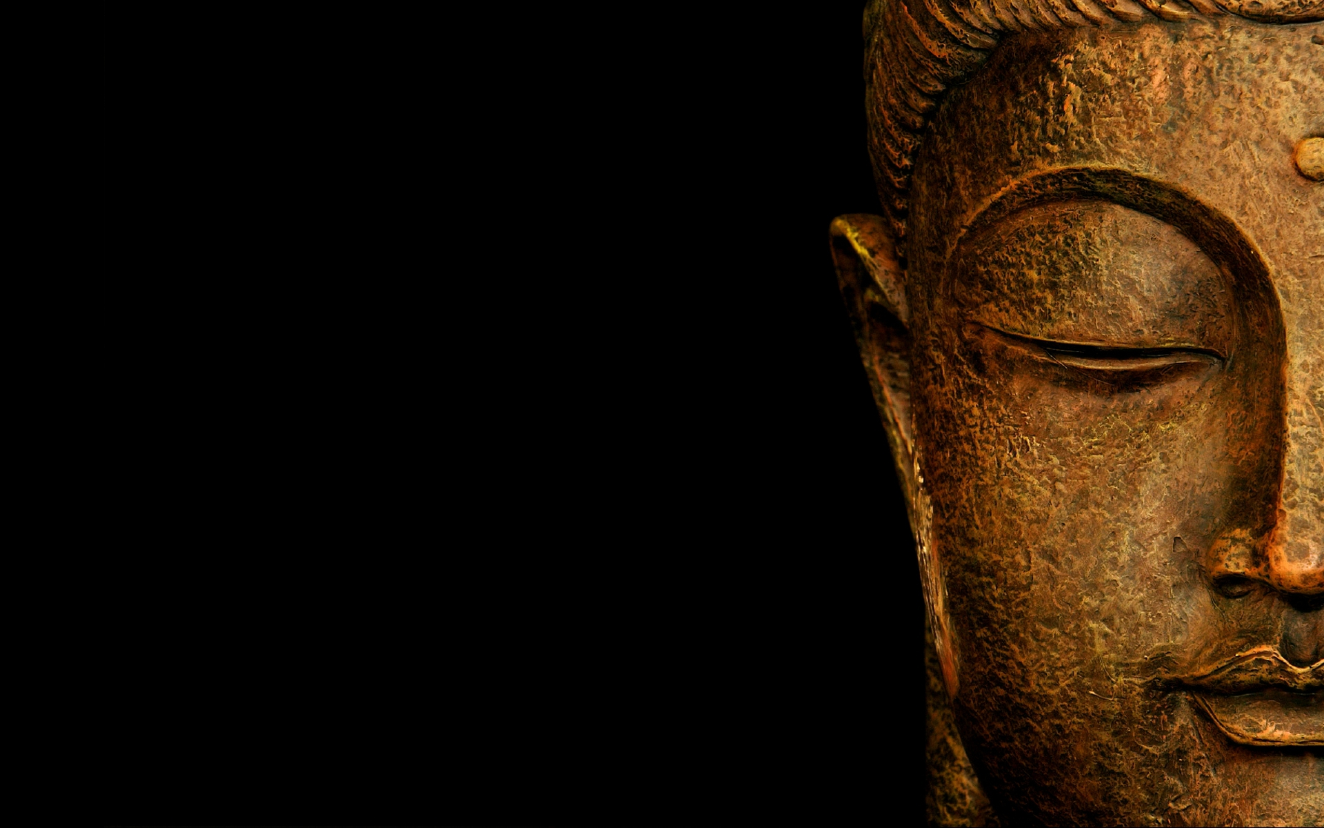 face of Buddha wallpapers and images   wallpapers pictures photos 1920x1200