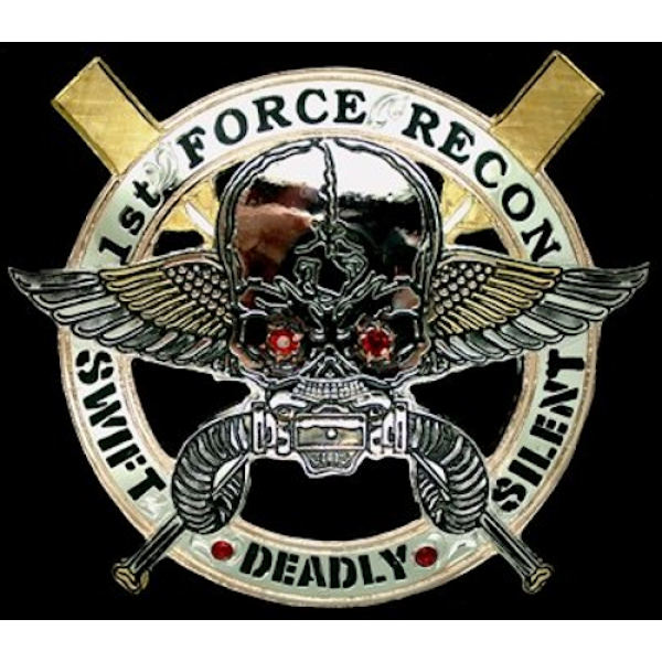 Marine Corps Wallpapers: USMC Force Recon Wallpaper