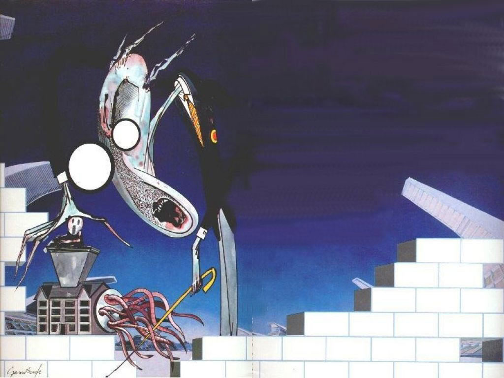 Abstract Hd Wallpaper Pink Floyd The Wall 9141 Hd Wallpapers 1024x768