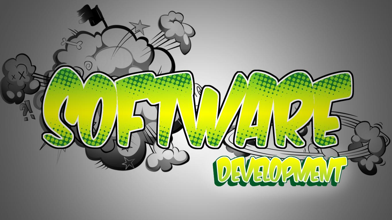 Software Developer Wallpaper Software development comicsby 1366x768