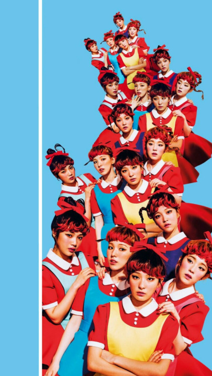 Free Download Red Velvet Thered Wallpaper 422x750 For Your
