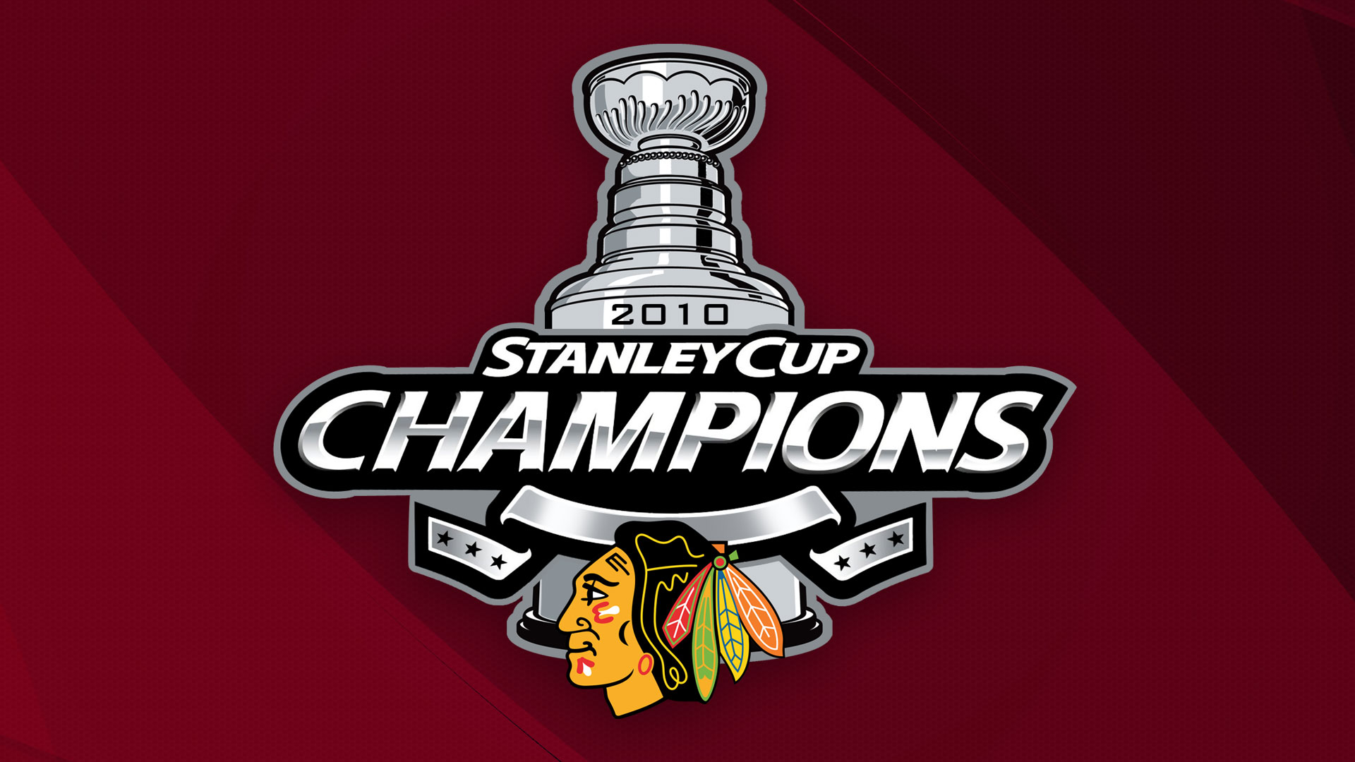 Chicago Blackhawks Stanley Cup Champions 1920x1080