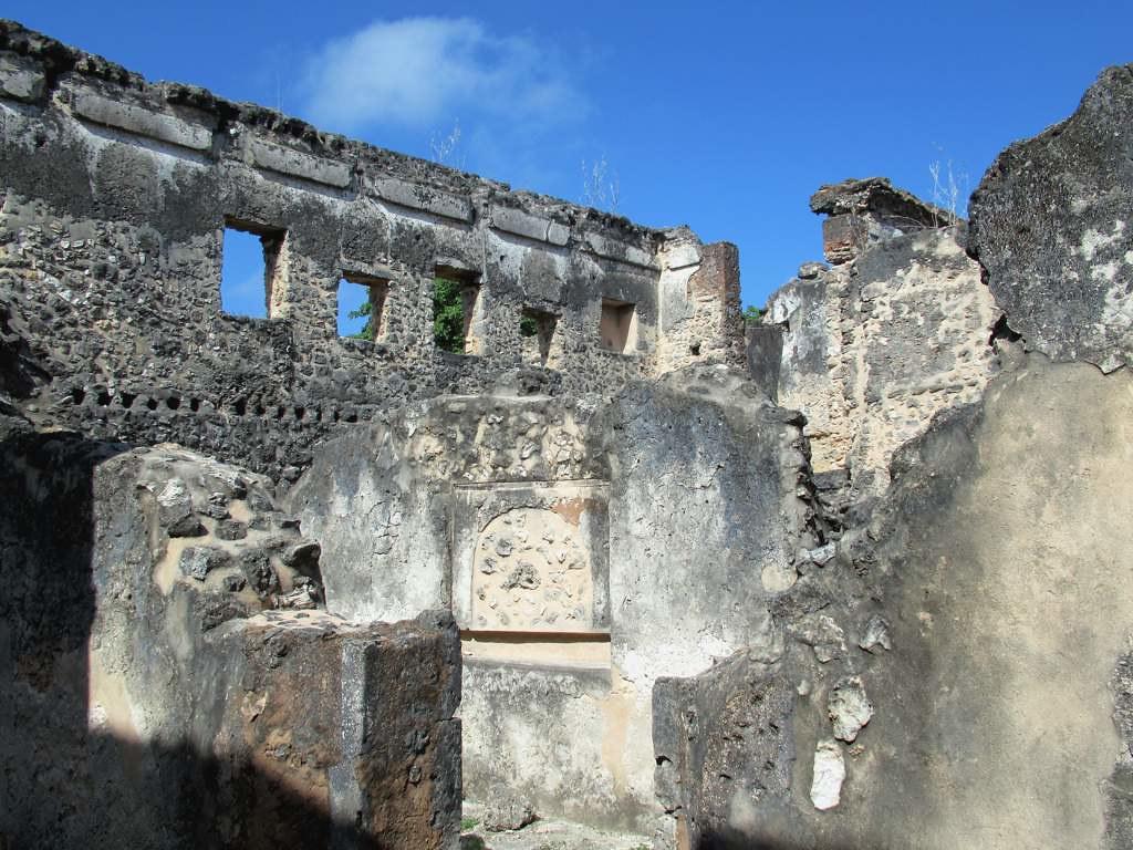 Kilwa Kisiwani Palace The 18th century Makutani Palace is Flickr 1024x768
