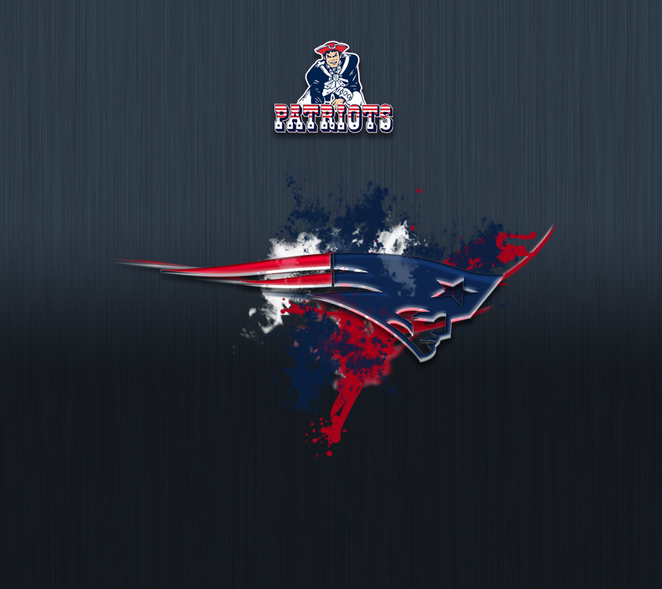 New England Patriots Screensaver Wallpaper