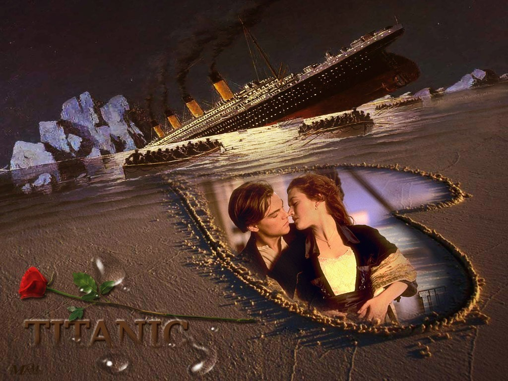 Ahhhh   Titanic Wallpaper 10638693 1024x768