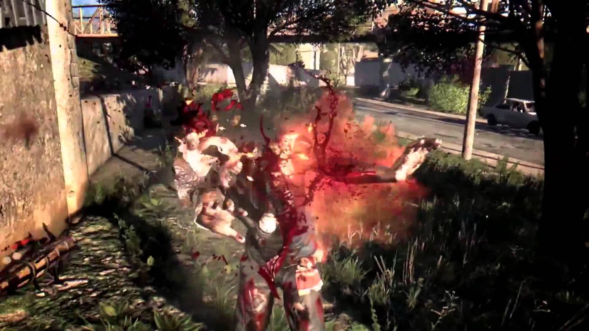 Dying Light   Official Gamescom Gameplay Trailer HD 1080p 1920x1080
